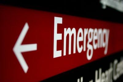 Emergency Sign 0